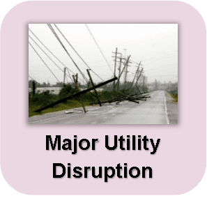 Major Utility Disruption
